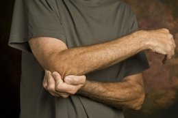 Golfer's Elbow can be very tender